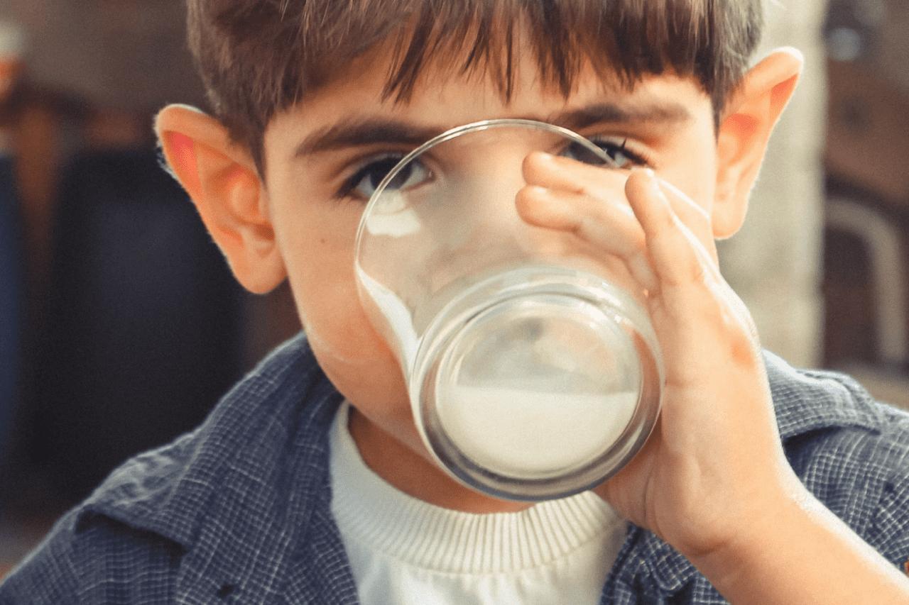 Alergia à proteína do leite de vaca