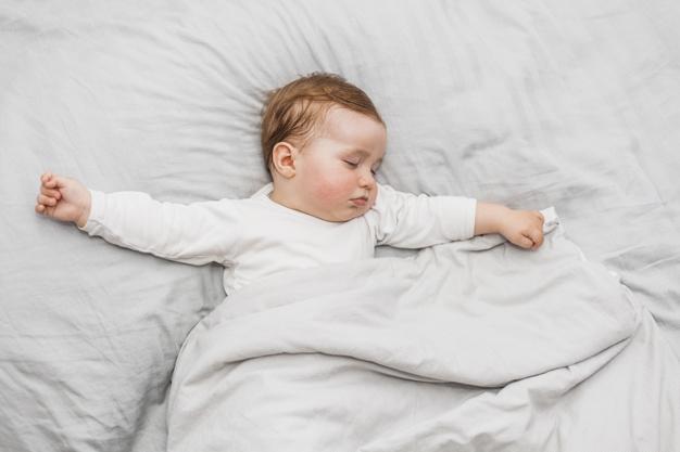 soneca para os bebês